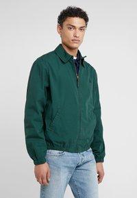Polo Ralph Lauren - BAYPORT - Chaqueta fina - college green - 0