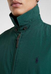 Polo Ralph Lauren - BAYPORT - Chaqueta fina - college green - 4