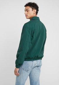 Polo Ralph Lauren - BAYPORT - Chaqueta fina - college green - 2