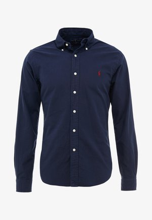 OXFORD SLIM FIT - Shirt - navy