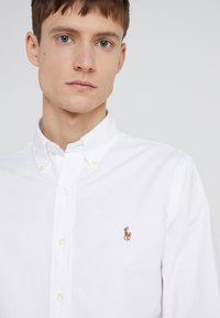 Polo Ralph Lauren - OXFORD SLIM FIT - Chemise - white - 4