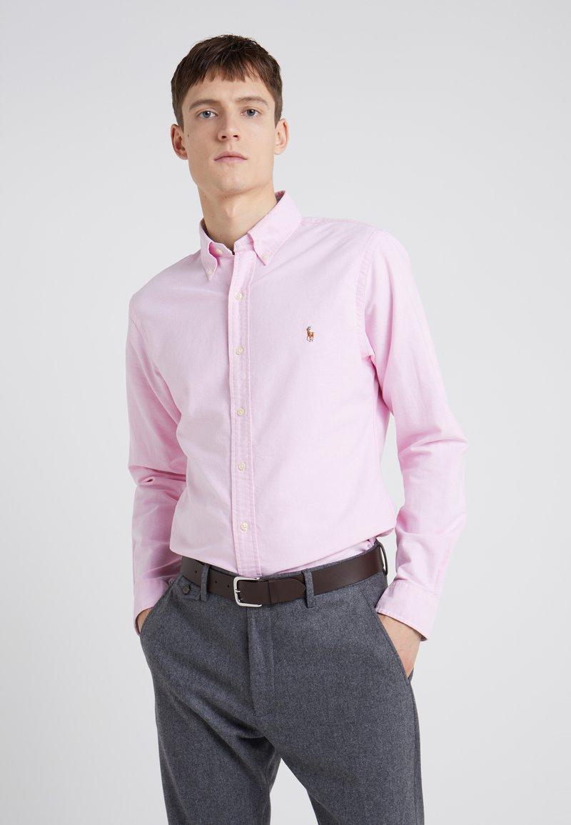 Polo Ralph Lauren - OXFORD SLIM FIT - Shirt - new rose