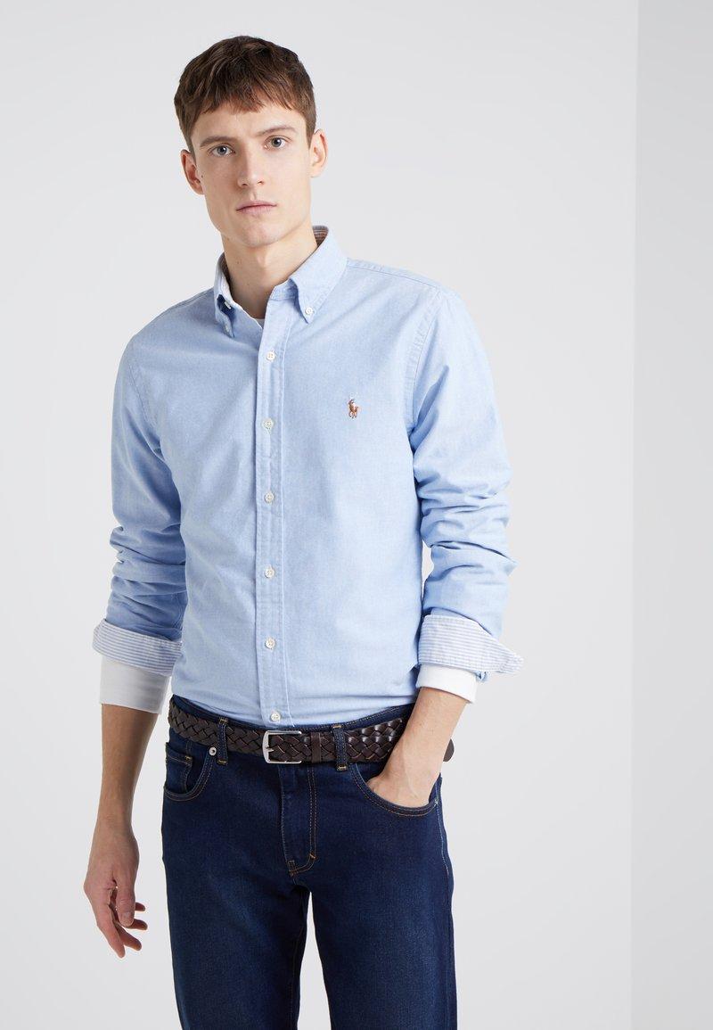 Polo Ralph Lauren - OXFORD SLIM FIT - Shirt - blue
