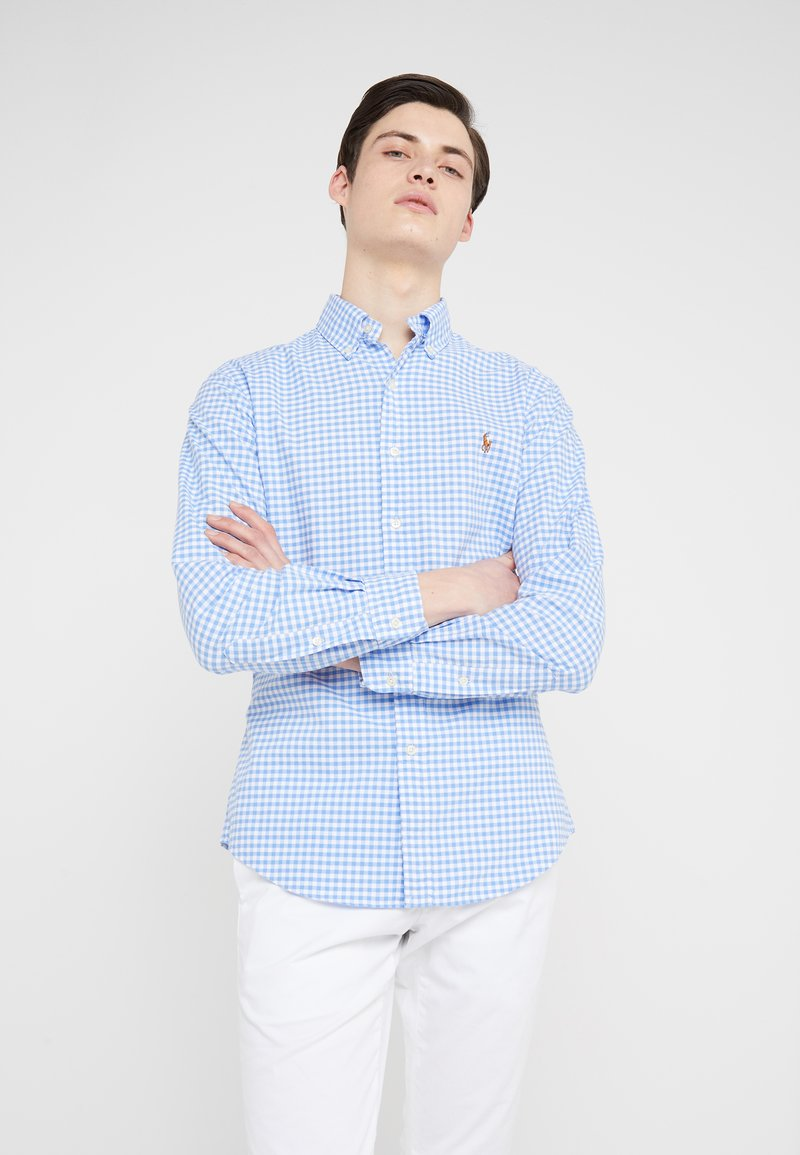 Polo Ralph Lauren - OXFORD SLIM FIT - Hemd - cabana blue