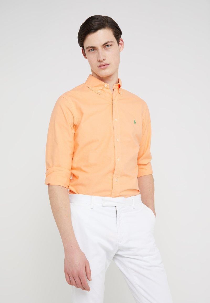 Polo Ralph Lauren - OXFORD  - Koszula - key west orange