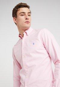 Polo Ralph Lauren - OXFORD  - Košile - taylor rose - 5