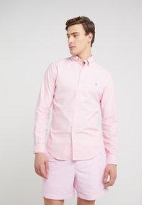 Polo Ralph Lauren - OXFORD  - Košile - taylor rose - 0
