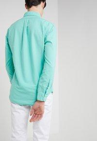 Polo Ralph Lauren - OXFORD  - Koszula - sunset green - 3