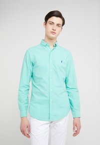 Polo Ralph Lauren - OXFORD  - Koszula - sunset green - 0