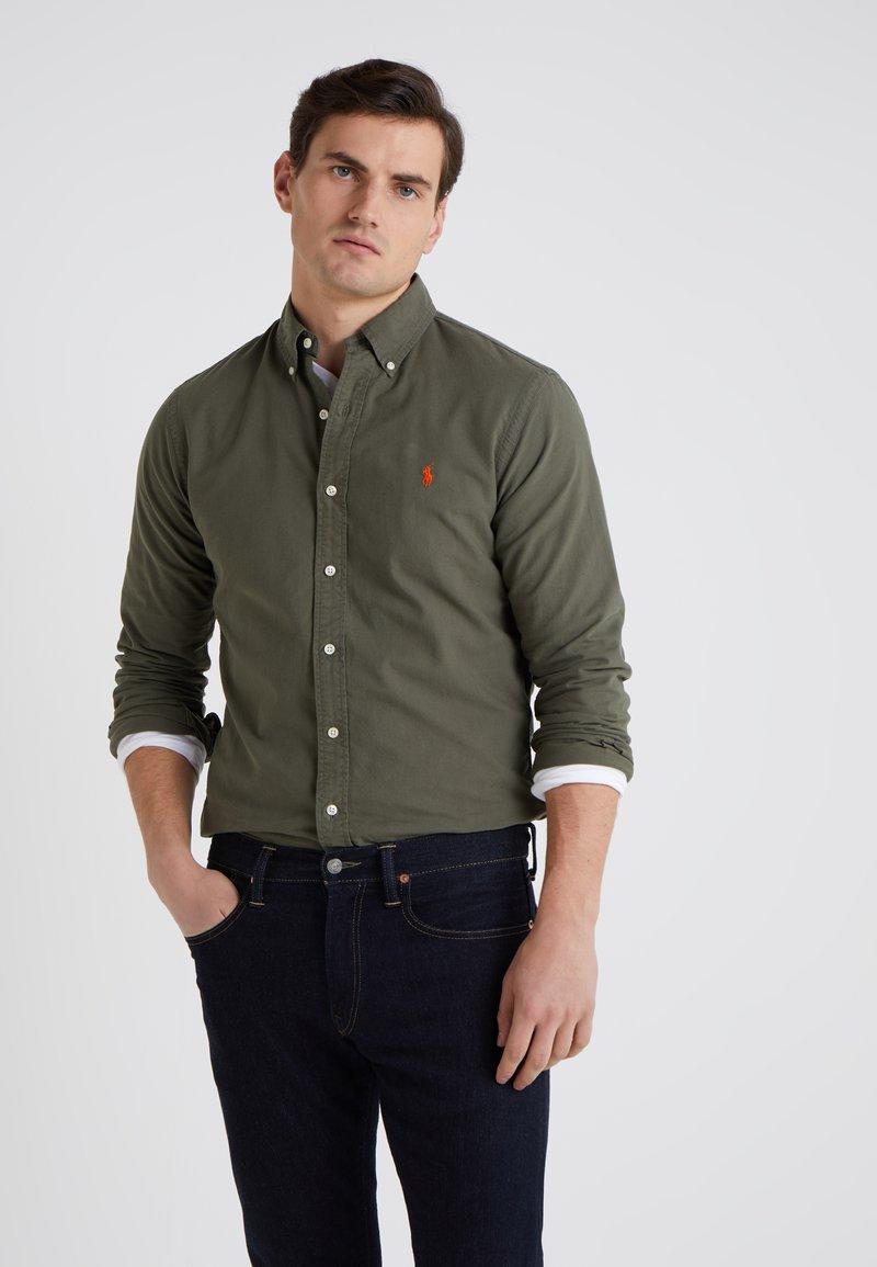 Polo Ralph Lauren - OXFORD  - Shirt - service green