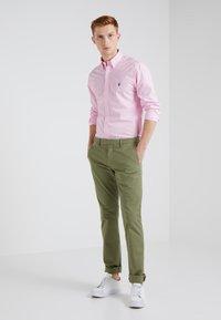 Polo Ralph Lauren - NATURAL SLIM FIT - Camicia - carmel pink - 1