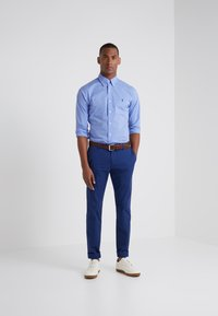 Polo Ralph Lauren - NATURAL SLIM FIT - Chemise - periwinkle blue - 1