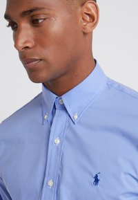 Polo Ralph Lauren - NATURAL SLIM FIT - Chemise - periwinkle blue - 4