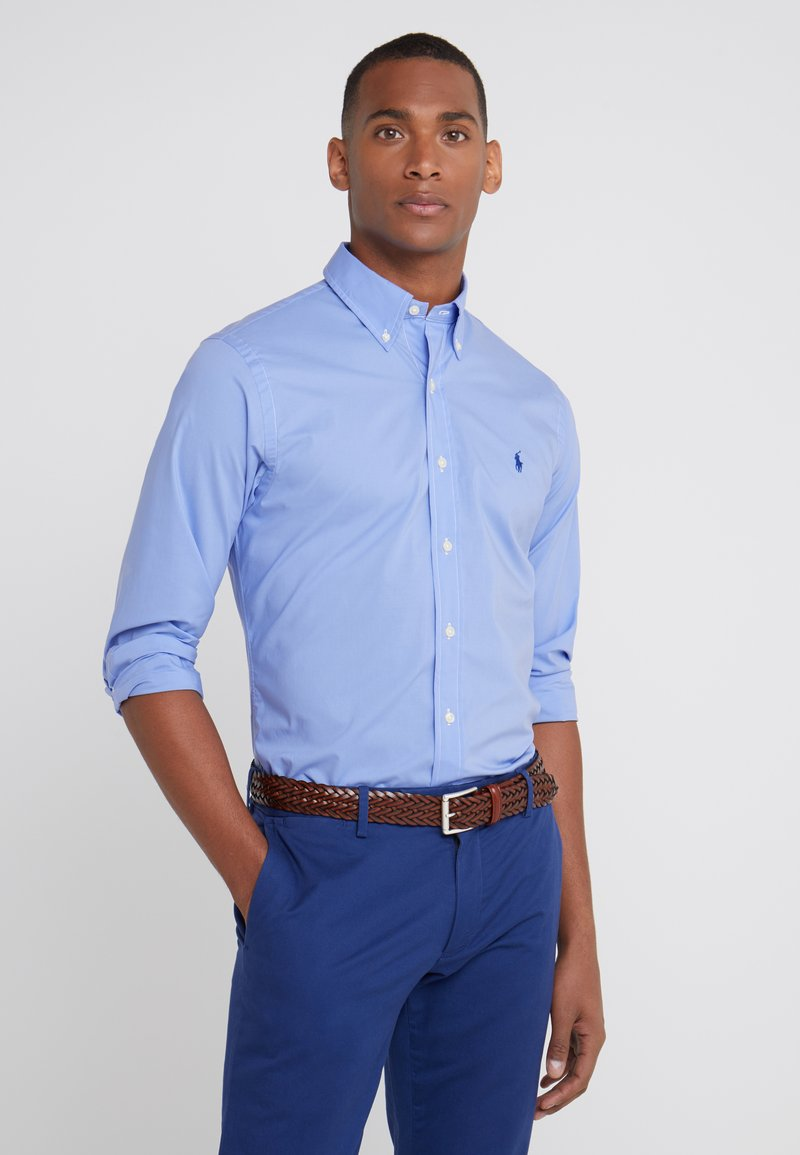 Polo Ralph Lauren - NATURAL SLIM FIT - Chemise - periwinkle blue