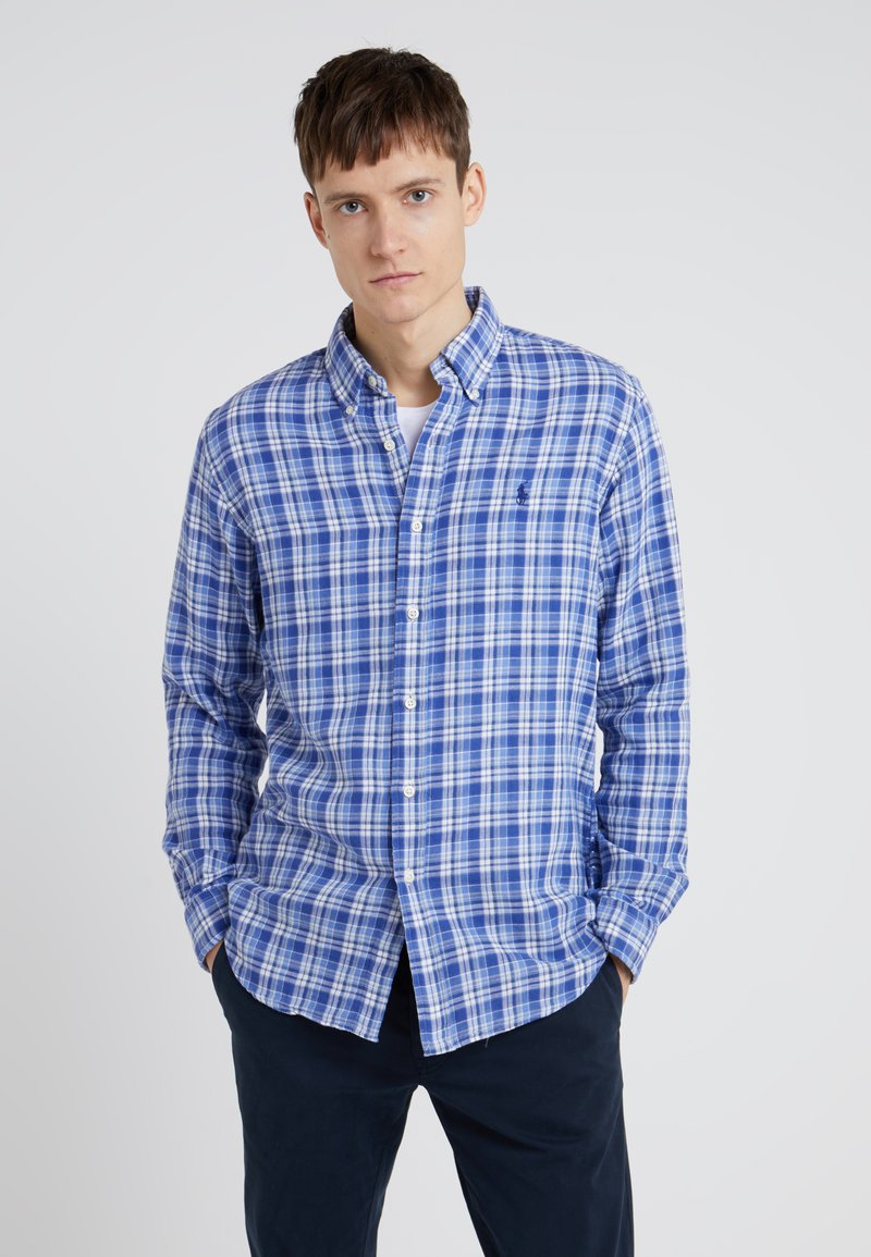Polo Ralph Lauren - DOUBLE FACE - Hemd - country blue