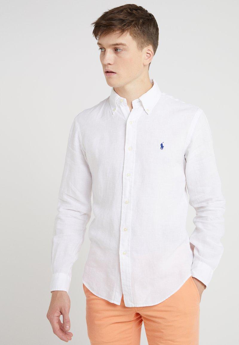 Polo Ralph Lauren - SLIM FIT - Shirt - pure white