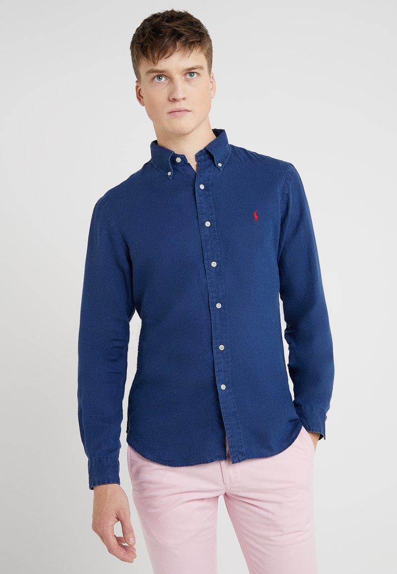 Polo Ralph Lauren - SLIM FIT - Košile - holiday navy