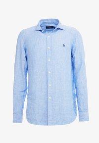 Polo Ralph Lauren - Vapaa-ajan kauluspaita - blue/white - 3
