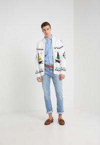 Polo Ralph Lauren - Vapaa-ajan kauluspaita - blue/white - 1