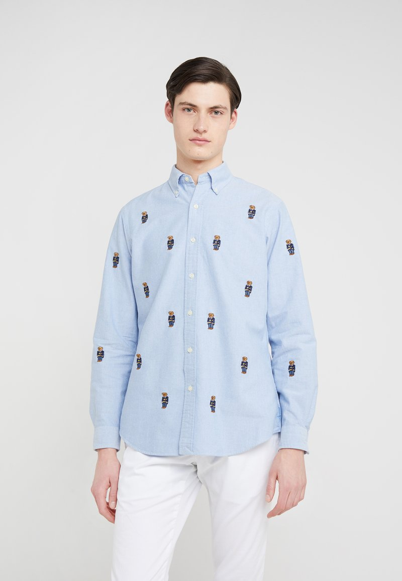 Polo Ralph Lauren - OXFORD - Shirt - blue