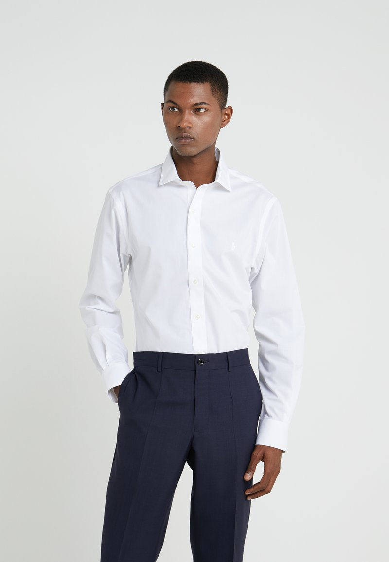 Polo Ralph Lauren - EASYCARE ICONS - Formální košile - white