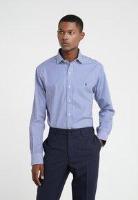 Polo Ralph Lauren - EASYCARE ICONS - Koszula biznesowa - true blue/white - 0