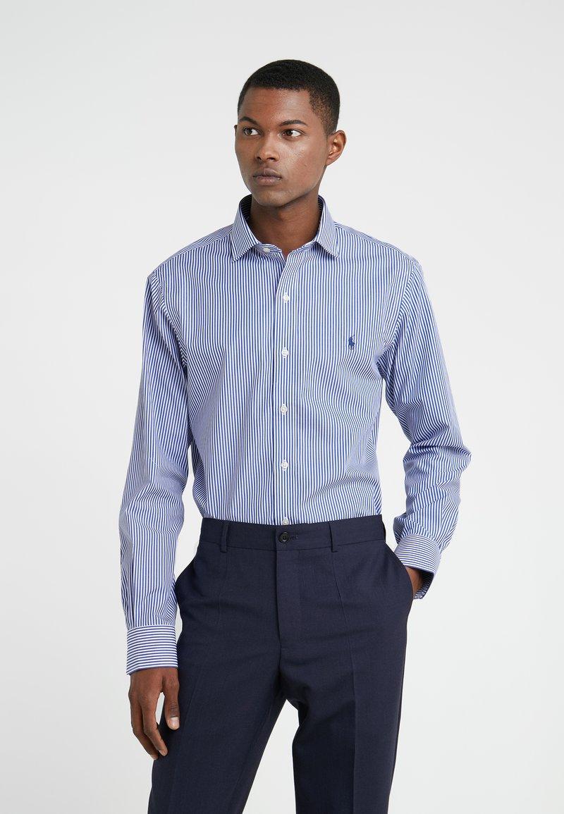 Polo Ralph Lauren - EASYCARE ICONS - Koszula biznesowa - true blue/white