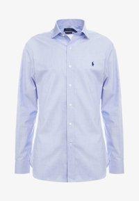 Polo Ralph Lauren - EASYCARE ICONS - Formální košile - light blue/white - 3