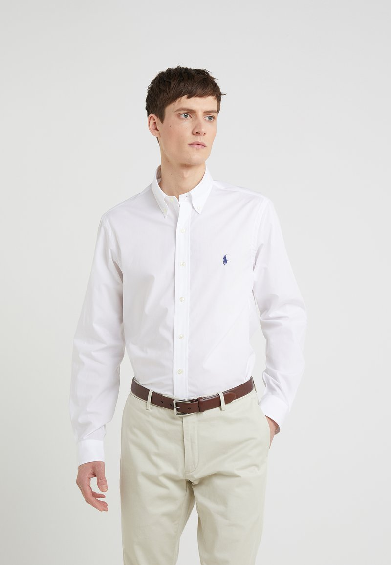 Polo Ralph Lauren - NATURAL  - Shirt - white