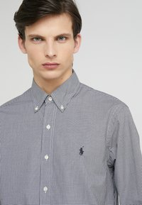 Polo Ralph Lauren - NATURAL  - Camicia - black/white - 4