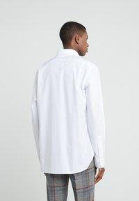 Polo Ralph Lauren - EASYCARE STRETCH ICONS - Camicia elegante - white - 2