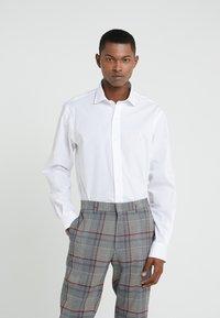 Polo Ralph Lauren - EASYCARE STRETCH ICONS - Camicia elegante - white - 0