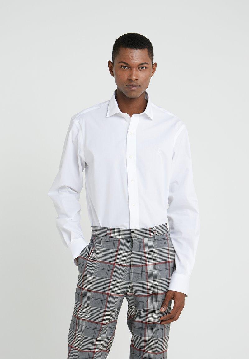 Polo Ralph Lauren - EASYCARE STRETCH ICONS - Camicia elegante - white