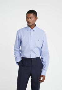 Polo Ralph Lauren - EASYCARE STRETCH ICONS - Formální košile - light blue/ white - 0