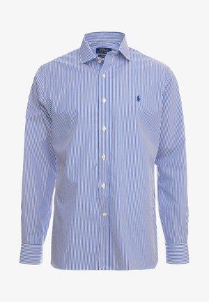 EASYCARE STRETCH ICONS - Camisa elegante - true blue/white