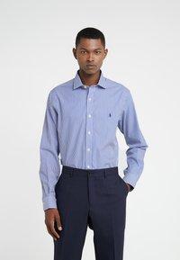 Polo Ralph Lauren - EASYCARE STRETCH ICONS - Kauluspaita - true blue/white - 0