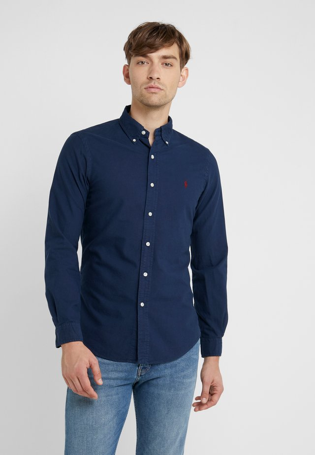 OXFORD - Camisa - cruise navy
