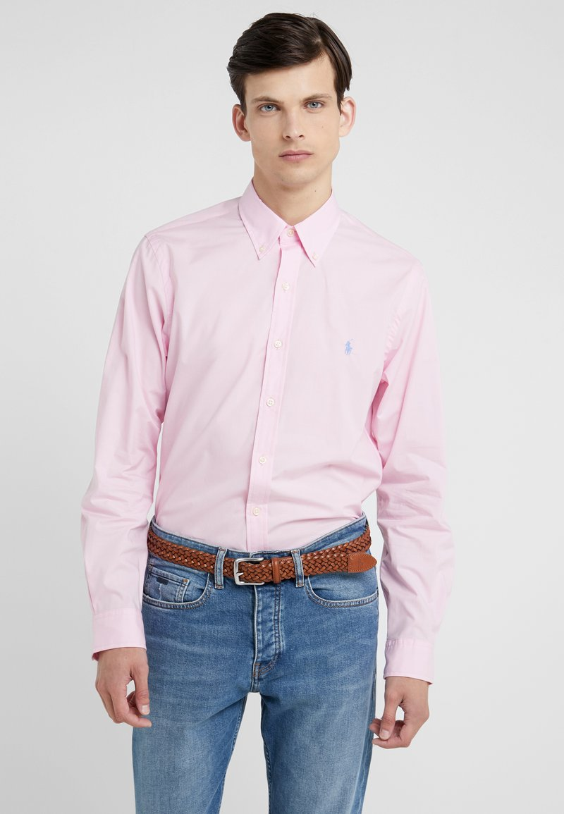 Polo Ralph Lauren - NATURAL SLIM FIT - Chemise - carmel pink