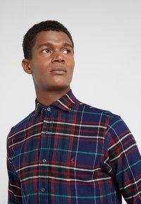 Polo Ralph Lauren - CUSTOM FIT - Skjorta - crown royal - 5