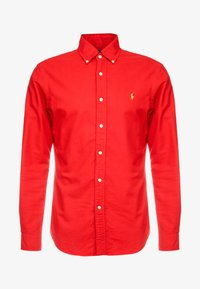 Polo Ralph Lauren - OXFORD SLIM FIT - Camicia - red - 5