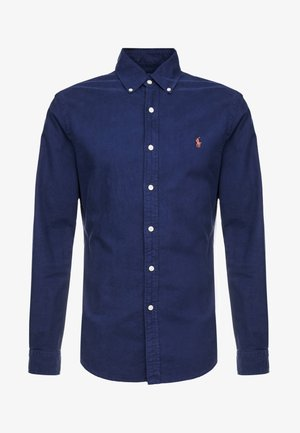 OXFORD SLIM FIT - Camicia - cruise navy