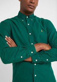 Polo Ralph Lauren - OXFORD SLIM FIT - Camisa - new forest - 3
