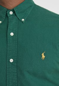 Polo Ralph Lauren - OXFORD SLIM FIT - Camisa - new forest - 4