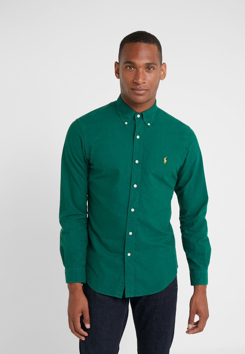 Polo Ralph Lauren - OXFORD SLIM FIT - Camisa - new forest