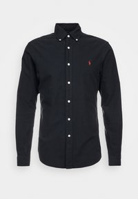 Polo Ralph Lauren - OXFORD SLIM FIT - Camicia - black - 4
