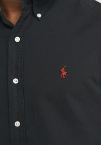 Polo Ralph Lauren - OXFORD SLIM FIT - Camicia - black - 5