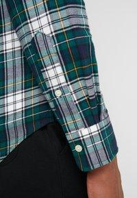 Polo Ralph Lauren - SLIM FIT - Skjorta - green/multi - 3