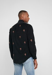 Polo Ralph Lauren - WALE SLIM FIT - Camisa - black - 2