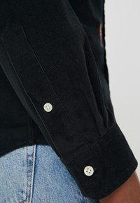 Polo Ralph Lauren - WALE SLIM FIT - Camisa - black - 3