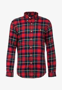 Polo Ralph Lauren - Vapaa-ajan kauluspaita - crimson red - 5